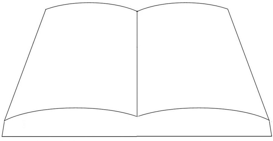 Free Open Book Template, Download Free Clip Art, Free Clip.