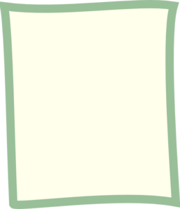 Blank Page Clip Art.