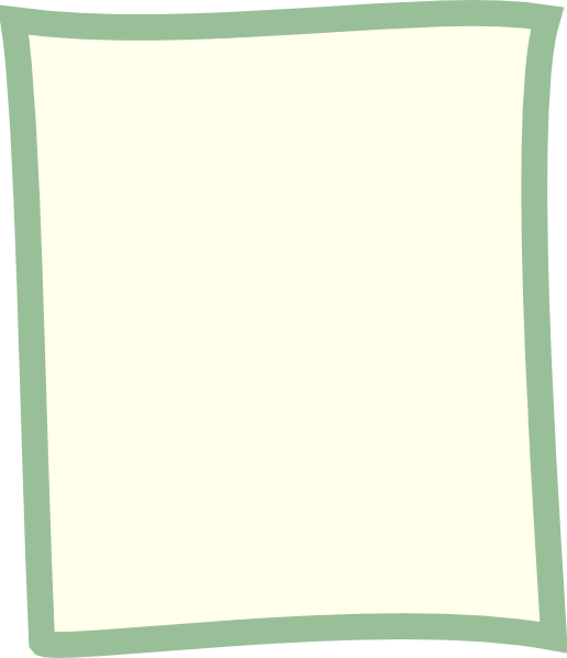 Blank Page Clipart.