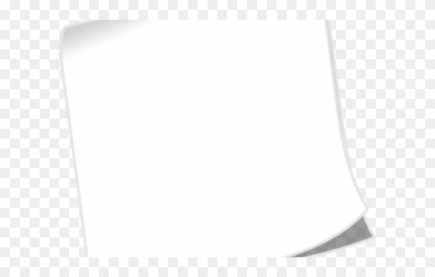 Note Clipart Blank.