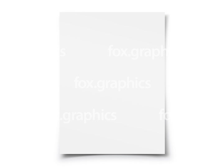 Blank white paper (PNG).