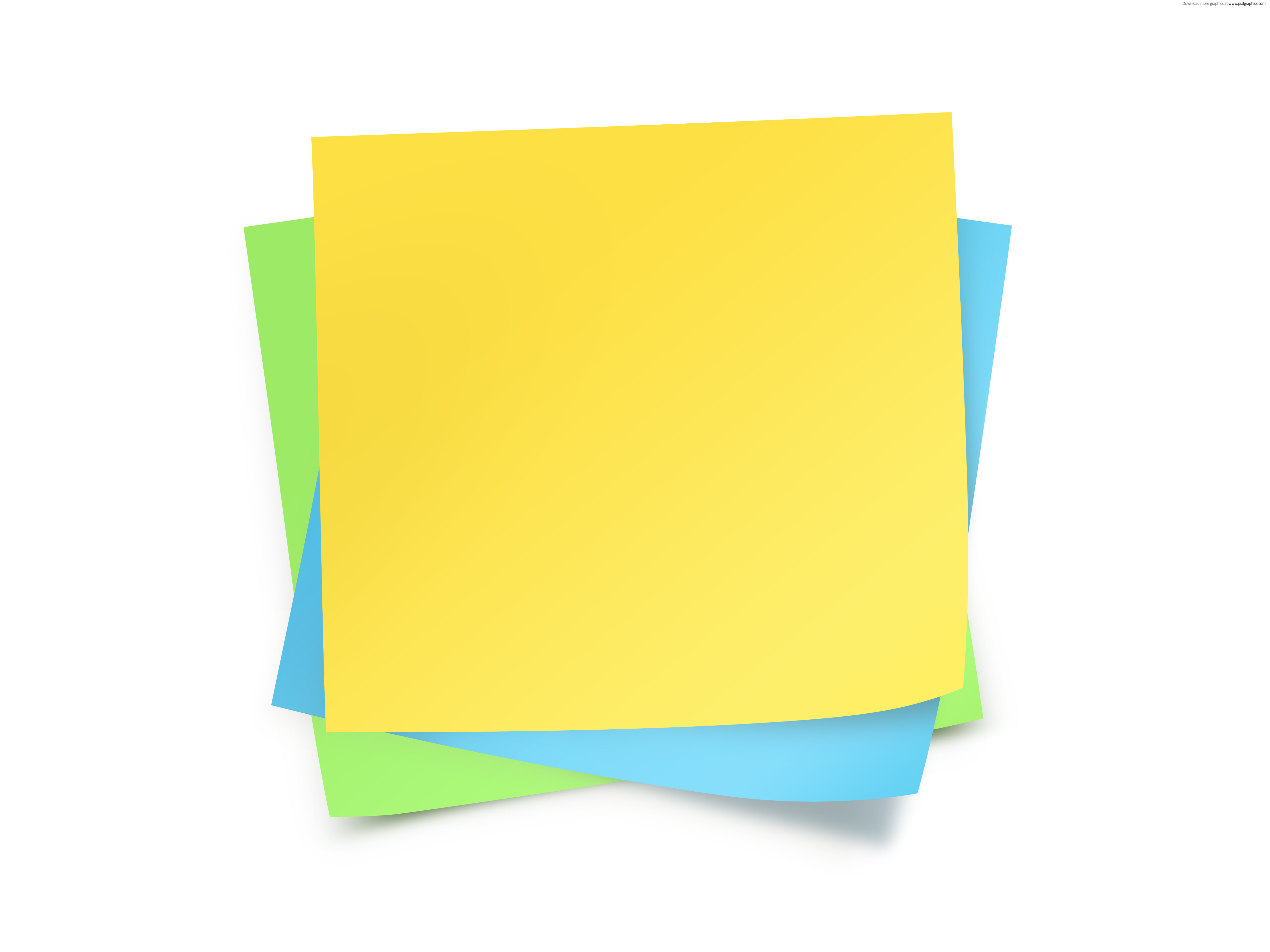 Free Blank Sticky Note, Download Free Clip Art, Free Clip.