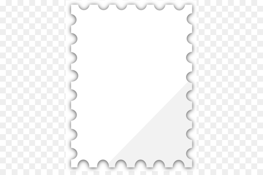 Blank Stamp Clipart.