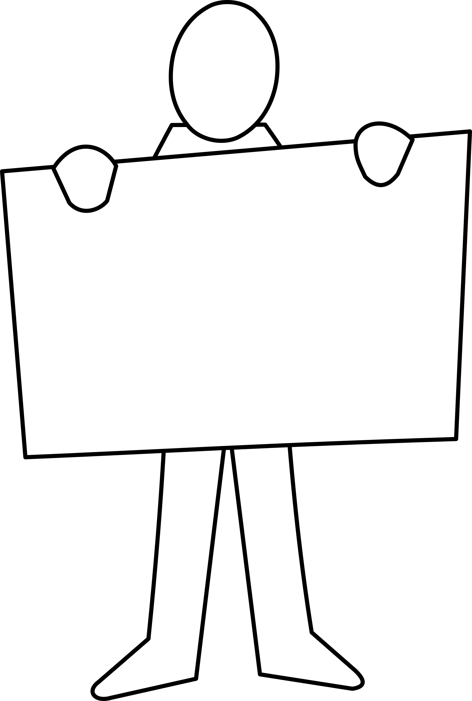 Easel clipart blank poster, Easel blank poster Transparent.
