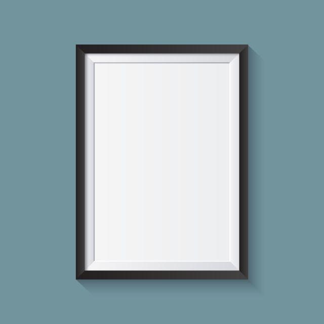 Blank A4 Frame Design in 2019.