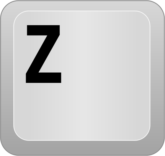 Computer Keyboard Keys Clipart.