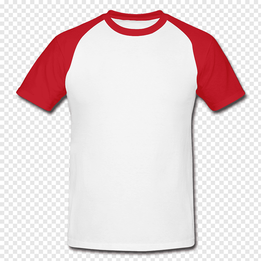 White and red T.