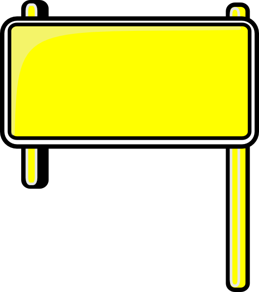 Free Blank Road Sign Png, Download Free Clip Art, Free Clip.