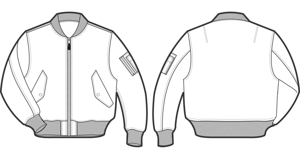 Jacket clipart blank, Jacket blank Transparent FREE for.