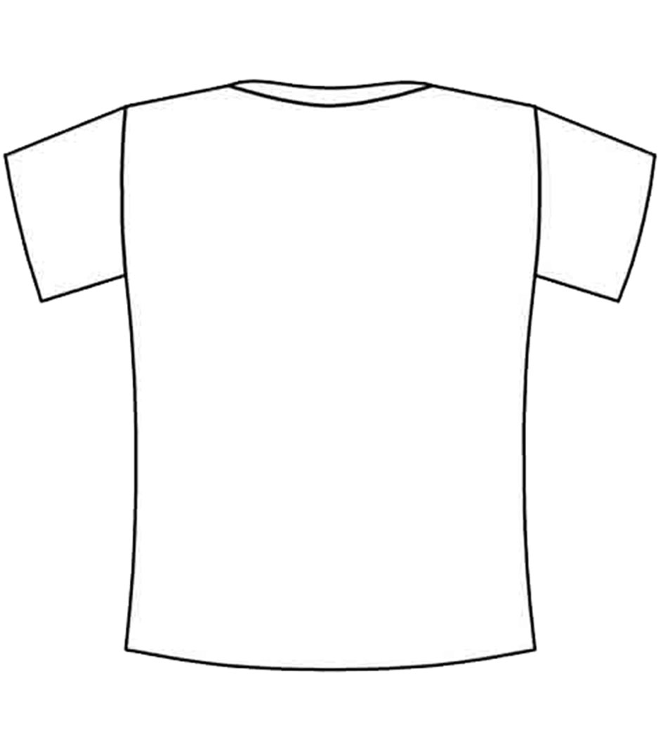 Free Download Blank T Shirt Png Images #30258.