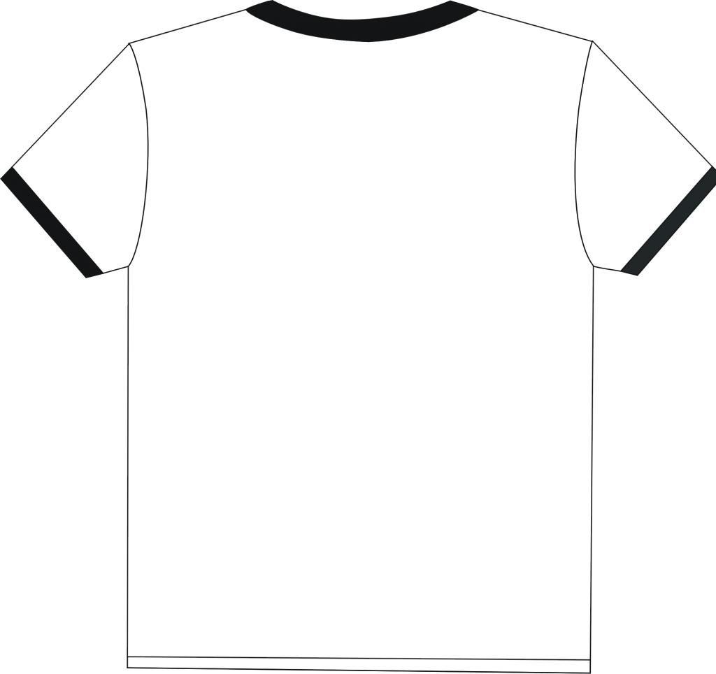Free Blank T Shirt Download Images Png #30248.