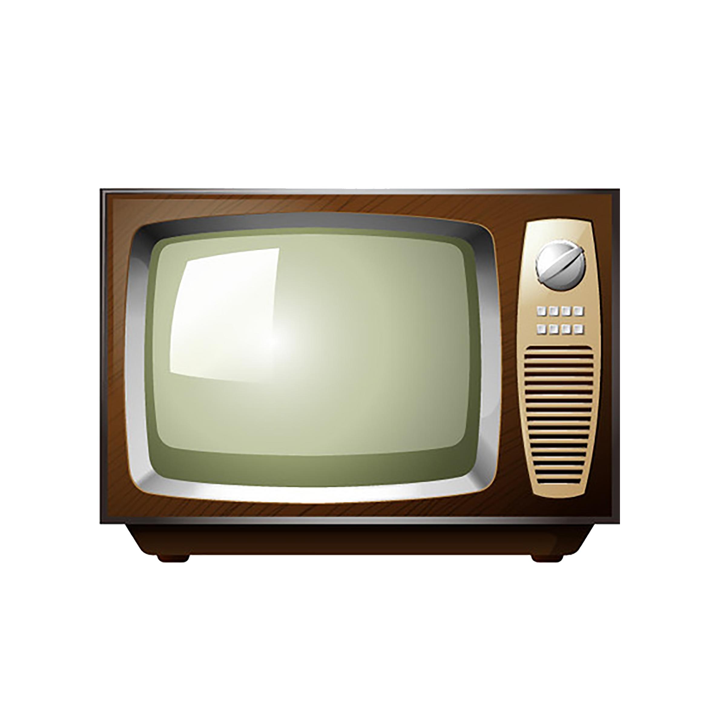 Television Stock illustration.