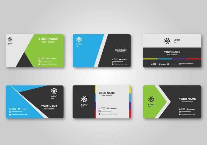 Visiting Card Design Eps Download Free Vector Art.