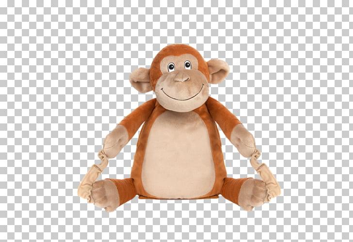 Stuffed Animals & Cuddly Toys Backpack Monkey Child Blanket.