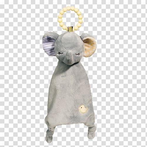 Elephantidae Stuffed Animals & Cuddly Toys Teether Blanket.