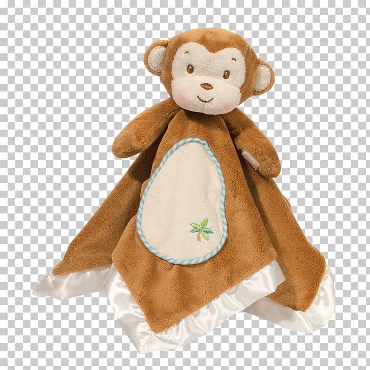 Stuffed Animals & Cuddly Toys Sock monkey Blanket, monkey.