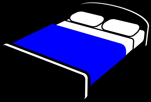 Clip art blanket.