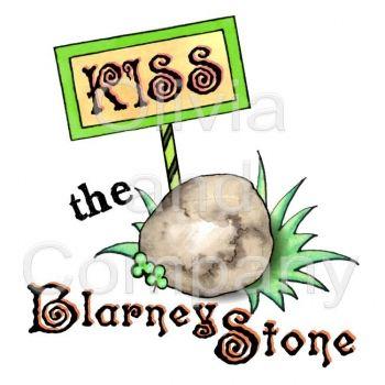 Blarney Stone in 2019.