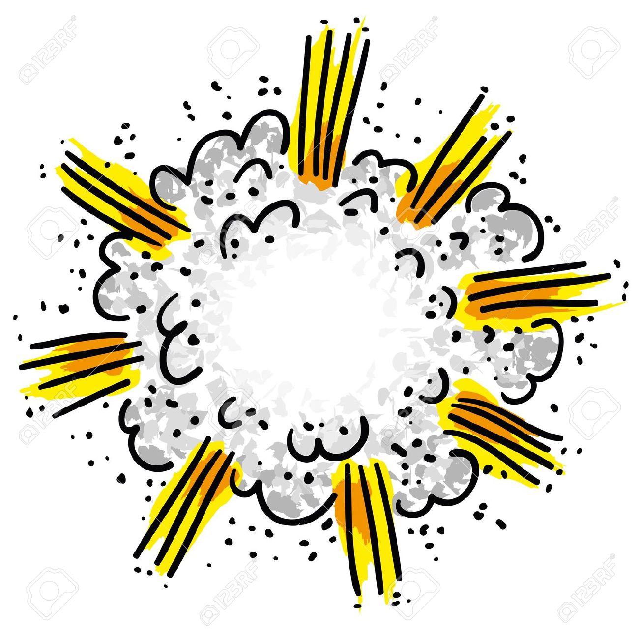 Image of blast clipart 0 explosion cartoon vector clip art 2.