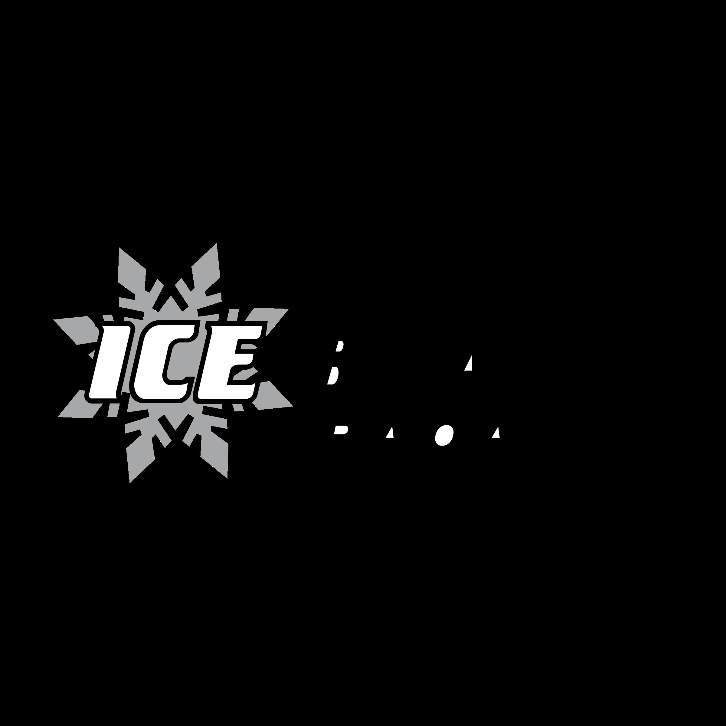 Ice Blast Logo PNG Transparent & SVG Vector.