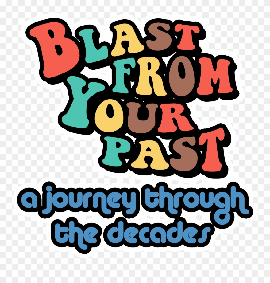 Blast from the past download free clipart with a transparent.