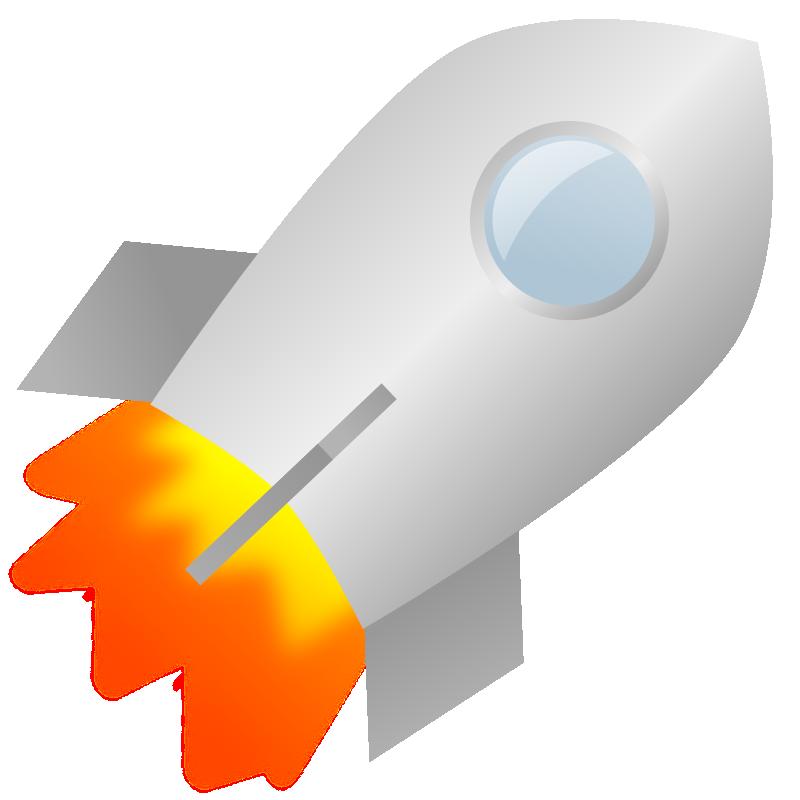 Rocket Blast Off Clipart Clipart Toy Rocket #NMf8Tt.