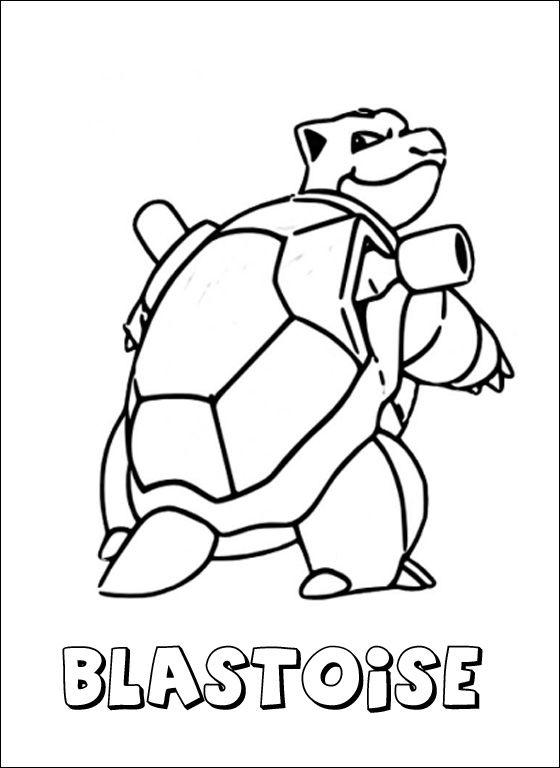 Mega Blastoise Clipart.