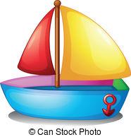 Boat Clip Art Decals.