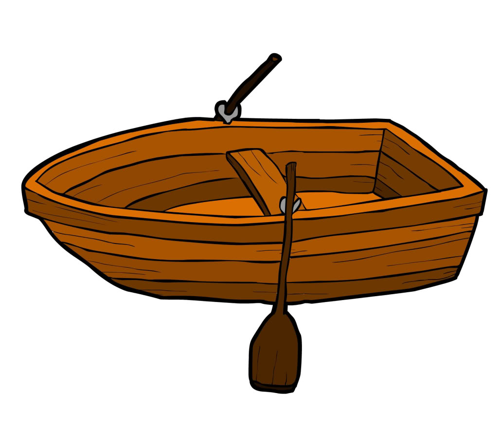 Blue Boat Clip Art Vector Free Clipartcow