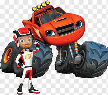 Blaze And Monster Machines cutout PNG & clipart images.