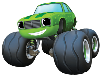 Blaze and the Monster Machines / Characters.