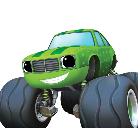 Pickle from Blaze and the Monster Machines.