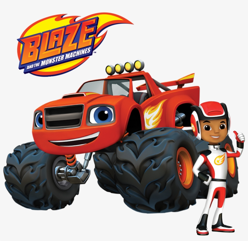 Blaze And The Monster Machines PNG & Download Transparent Blaze And.