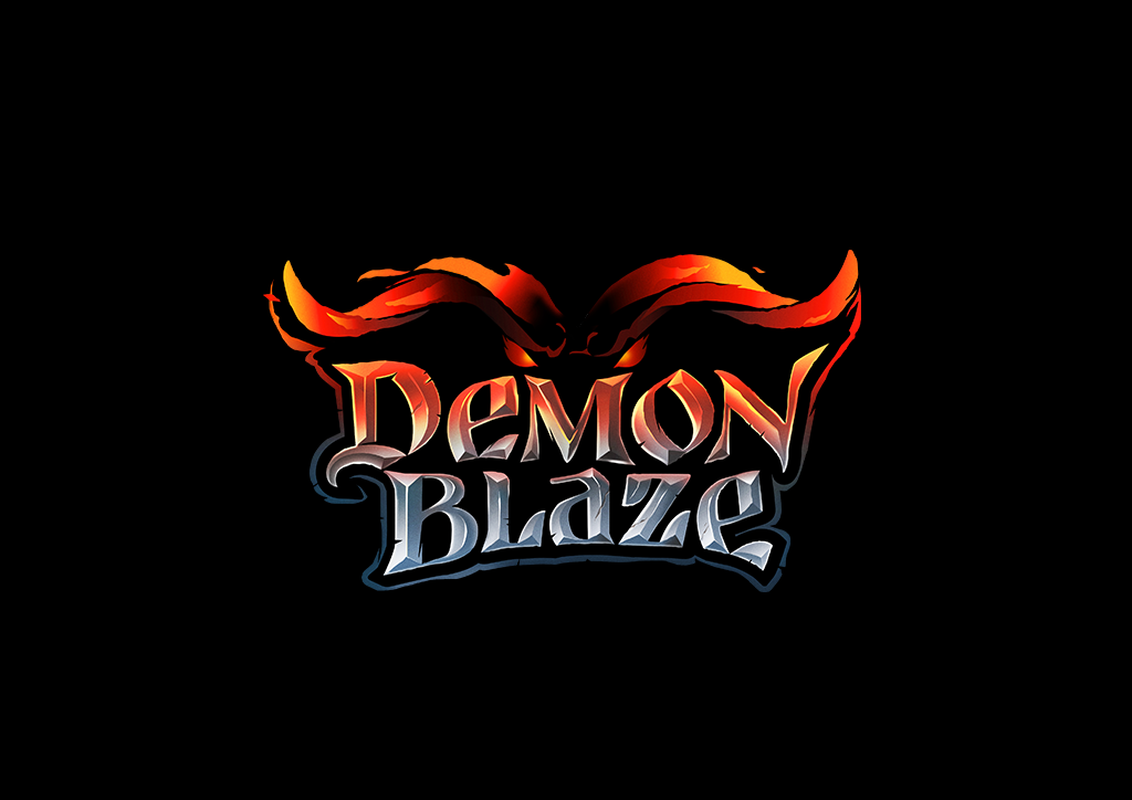 demon blaze logo 1.
