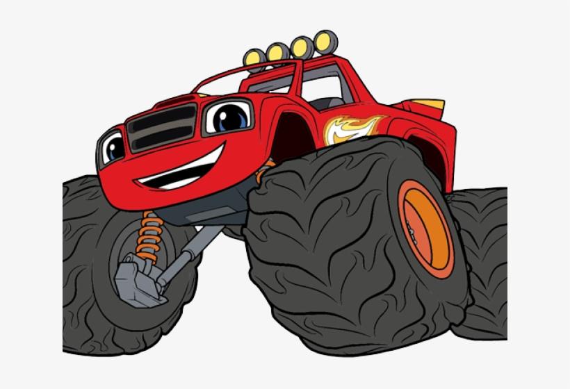 Race Clipart Monster Truck Tire.