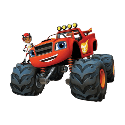 Blaze and the Monster Machines transparent PNG images.