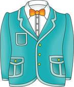 Jacket Clip Art.