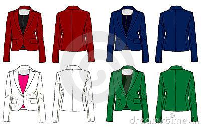 Man Coats Stock Image.