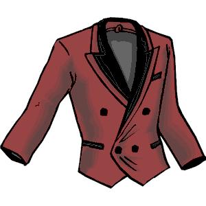 Coat clipart blazer, Coat blazer Transparent FREE for.