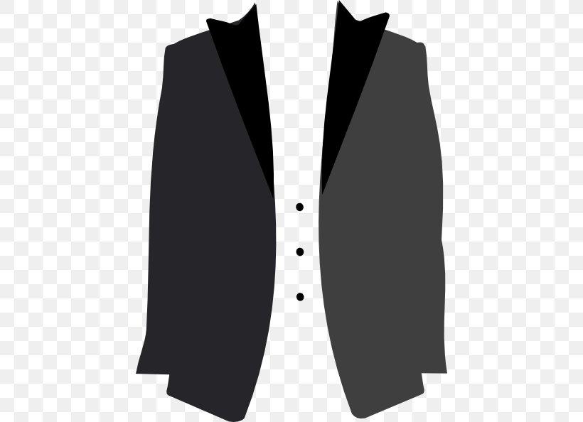 Tuxedo Suit Jacket Coat Clip Art, PNG, 438x594px, Tuxedo.