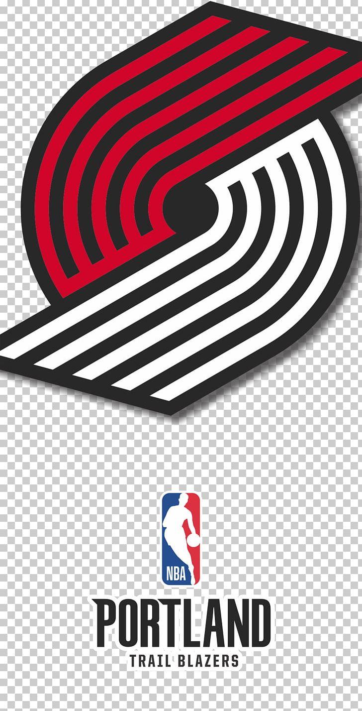 Portland Trail Blazers Logo Brand NBA PNG, Clipart, Area.
