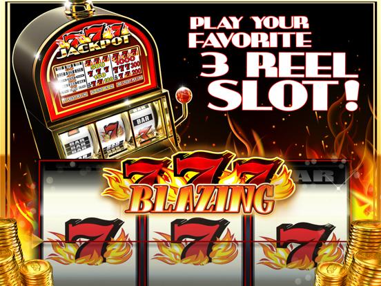 Blazing 7s Casino: Slots Games.