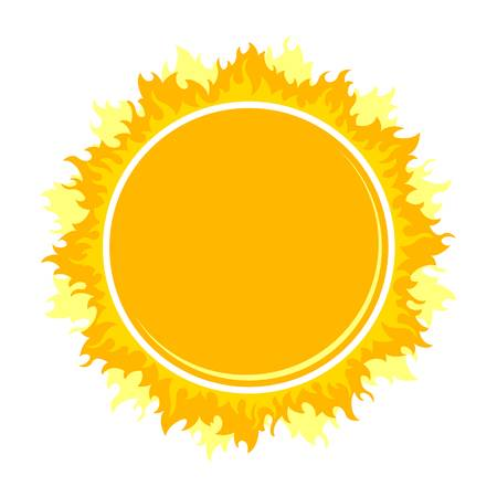 3,629 Blazing Sun Cliparts, Stock Vector And Royalty Free.