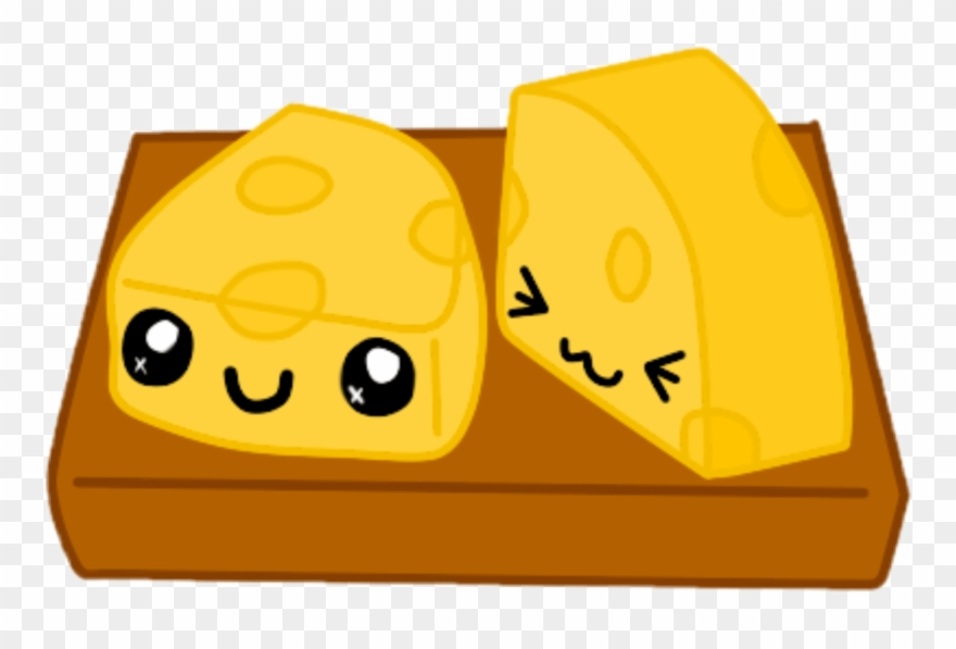 Freetoedit Cheese Kawaii Cute Adorbs.
