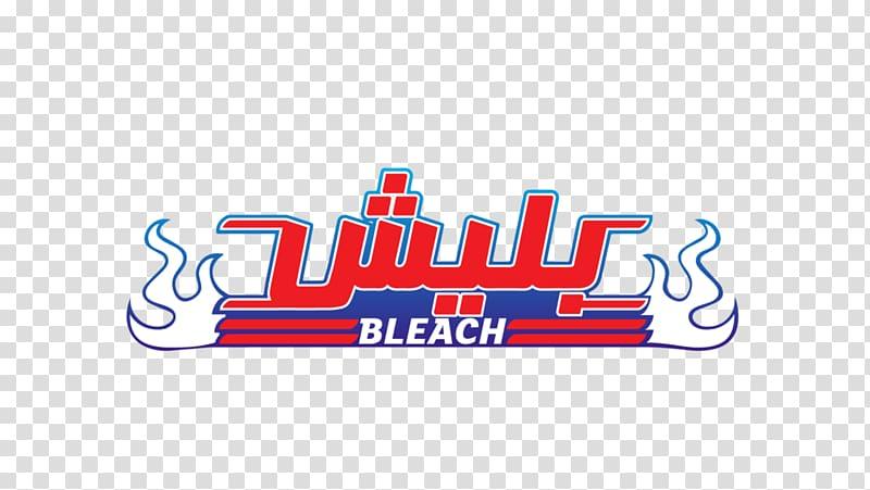 Bleach Ichigo Kurosaki Manga Logo Anime, arabic transparent.
