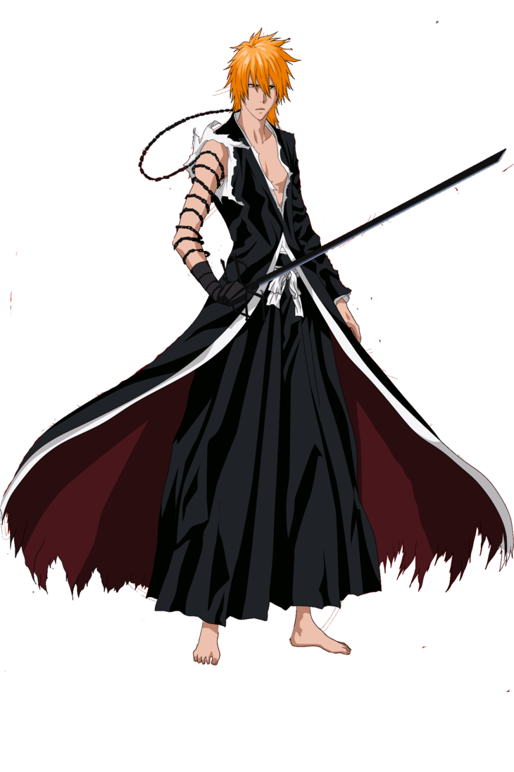 Bleach PNG Images Transparent Free Download.