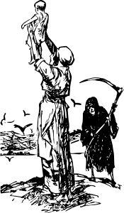 Free Grim Reaper Clipart.