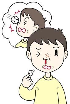 Nose bleeding clipart.