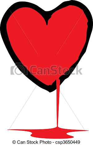 Bleeding heart Clipart Vector and Illustration. 260 Bleeding heart.