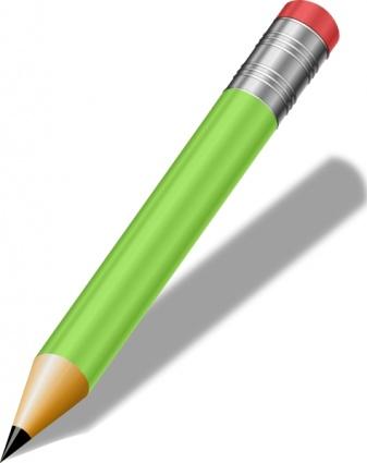 Realistische Bleistift.